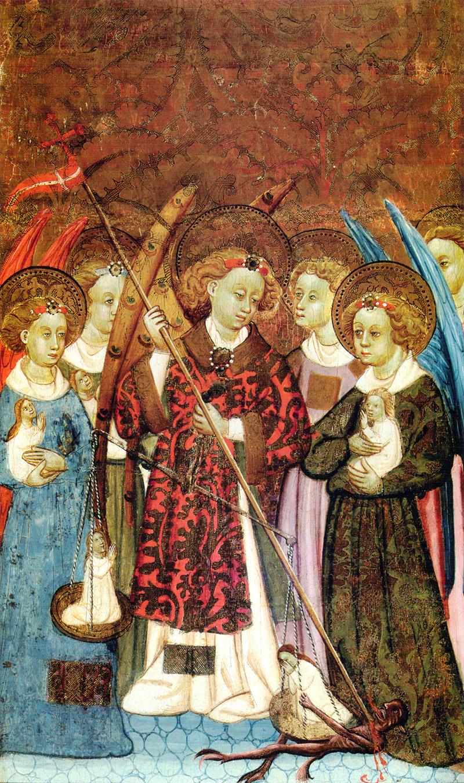 San Miguel Maestro de Lanaja (Blasco de Grañén)