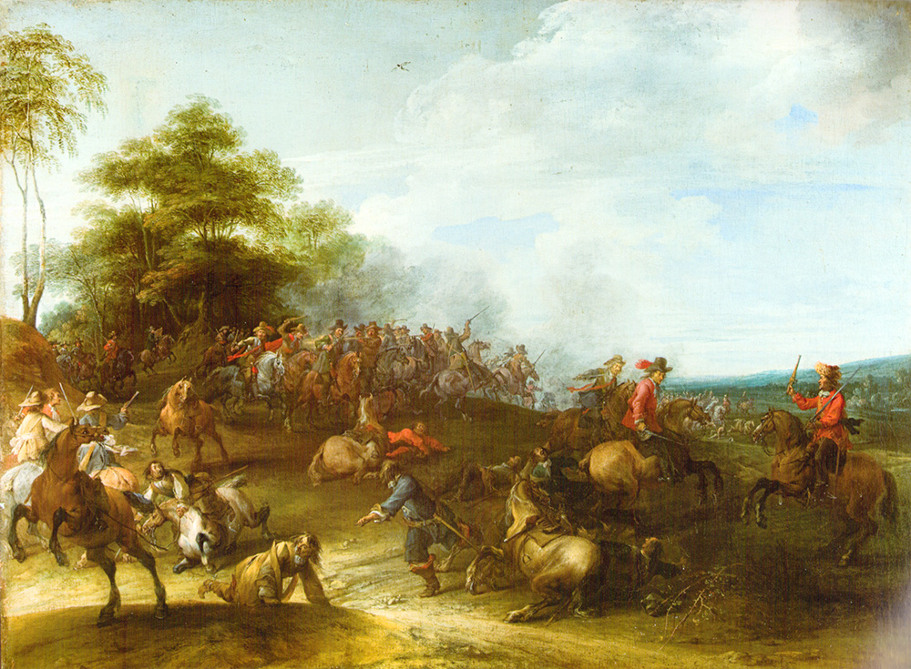 Batalla Pieter Snayers
